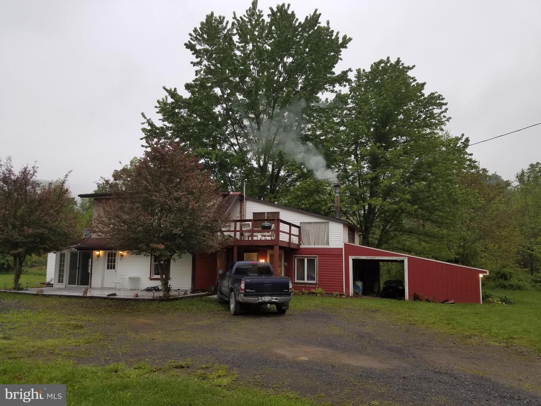 Single Family Homes 용 매매 에 Delray, 웨스트버지니아 26714 미국