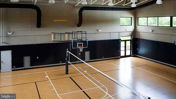 Volleyball and Basketball Court - 44596 STEPNEY DR, ASHBURN