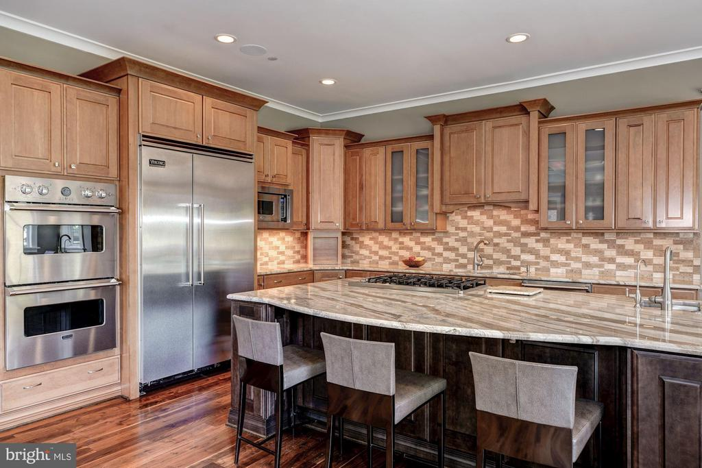 Viking Professional Stainless Appliances - 9927 CARTER RD, BETHESDA