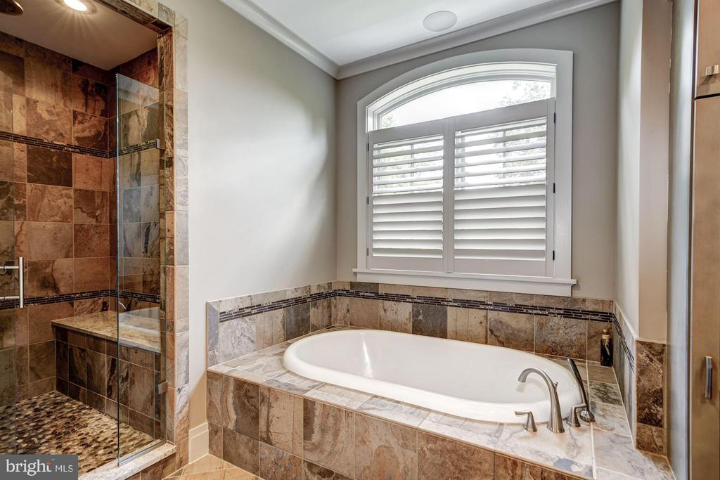 Therapy Tub, Stone Surround - 9927 CARTER RD, BETHESDA