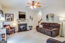 family room - 7340 JEFFERSON DR, KING GEORGE