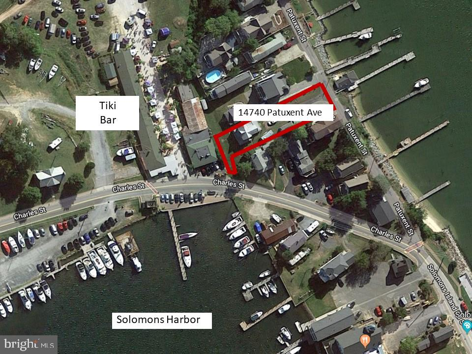 Terreno per Vendita alle ore Solomons, Maryland 20688 Stati Uniti
