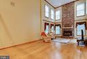Windows provide lots of natural light - 98 WATEREDGE LN, FREDERICKSBURG