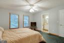 First floor guest suite - 98 WATEREDGE LN, FREDERICKSBURG