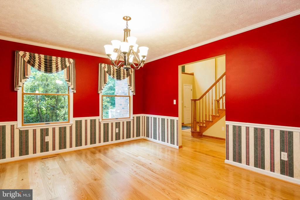 Gorgeous hardwood floors - 98 WATEREDGE LN, FREDERICKSBURG