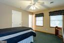 Spacious bedroom - 98 WATEREDGE LN, FREDERICKSBURG