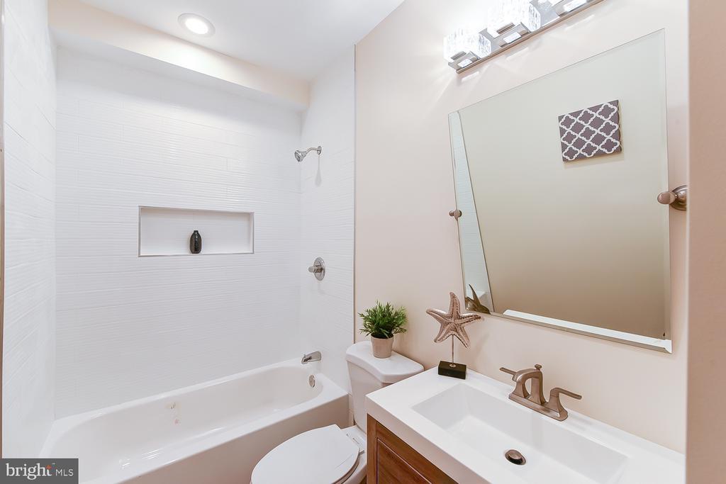 Third Bathroom - 834 DELAFIELD PL NW, WASHINGTON