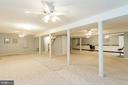 Lots of room to relax or play! - 98 WATEREDGE LN, FREDERICKSBURG