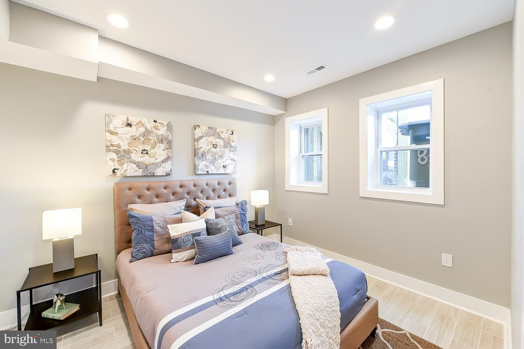 Third Bedroom - Basement - 834 DELAFIELD PL NW, WASHINGTON