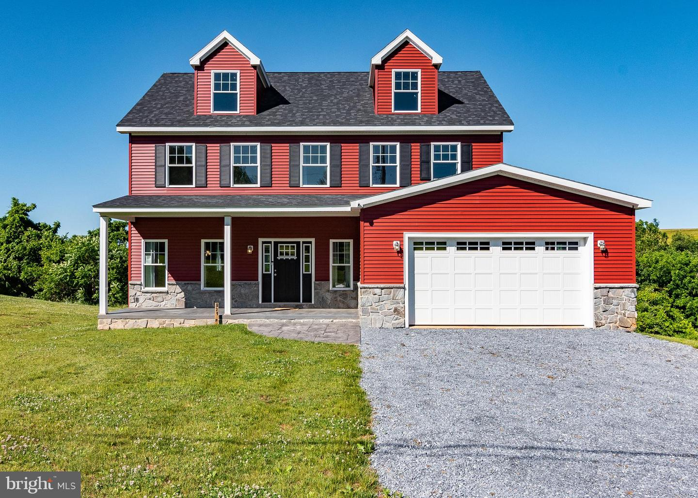 Single Family Homes för Försäljning vid Myersville, Maryland 21773 Förenta staterna