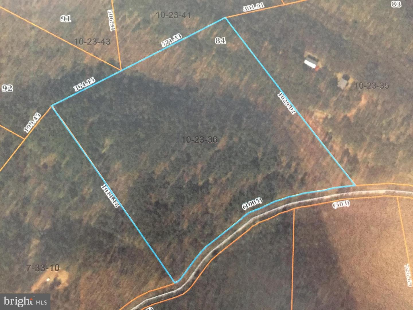 Land for Sale at Graces Cabin Rd Springfield, West Virginia 26763 United States