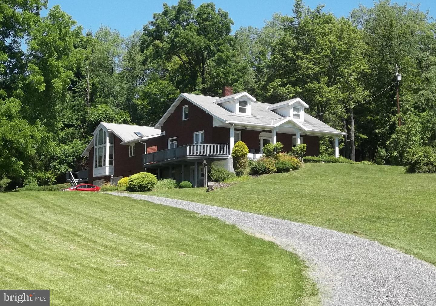 Single Family Homes por un Venta en Corriganville, Maryland 21524 Estados Unidos