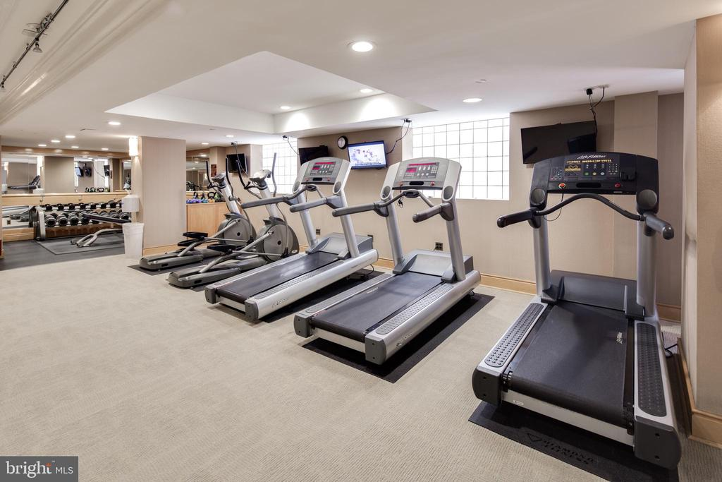 Gym - 616 E ST NW #850, WASHINGTON