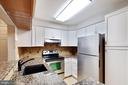 Kitchen Updated In 2009 - 11701-B KARBON HILL CT #502B, RESTON
