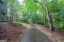 One Of Many Paths Thru Reston With Unit On Left - 11701-B KARBON HILL CT #502B, RESTON