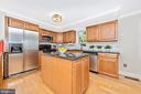 Stainless steel appliances - 5741 MOUNTVILLE RD, ADAMSTOWN
