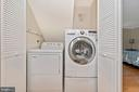 Main floor laundry - 5741 MOUNTVILLE RD, ADAMSTOWN