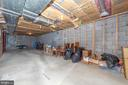Large basement - 5741 MOUNTVILLE RD, ADAMSTOWN