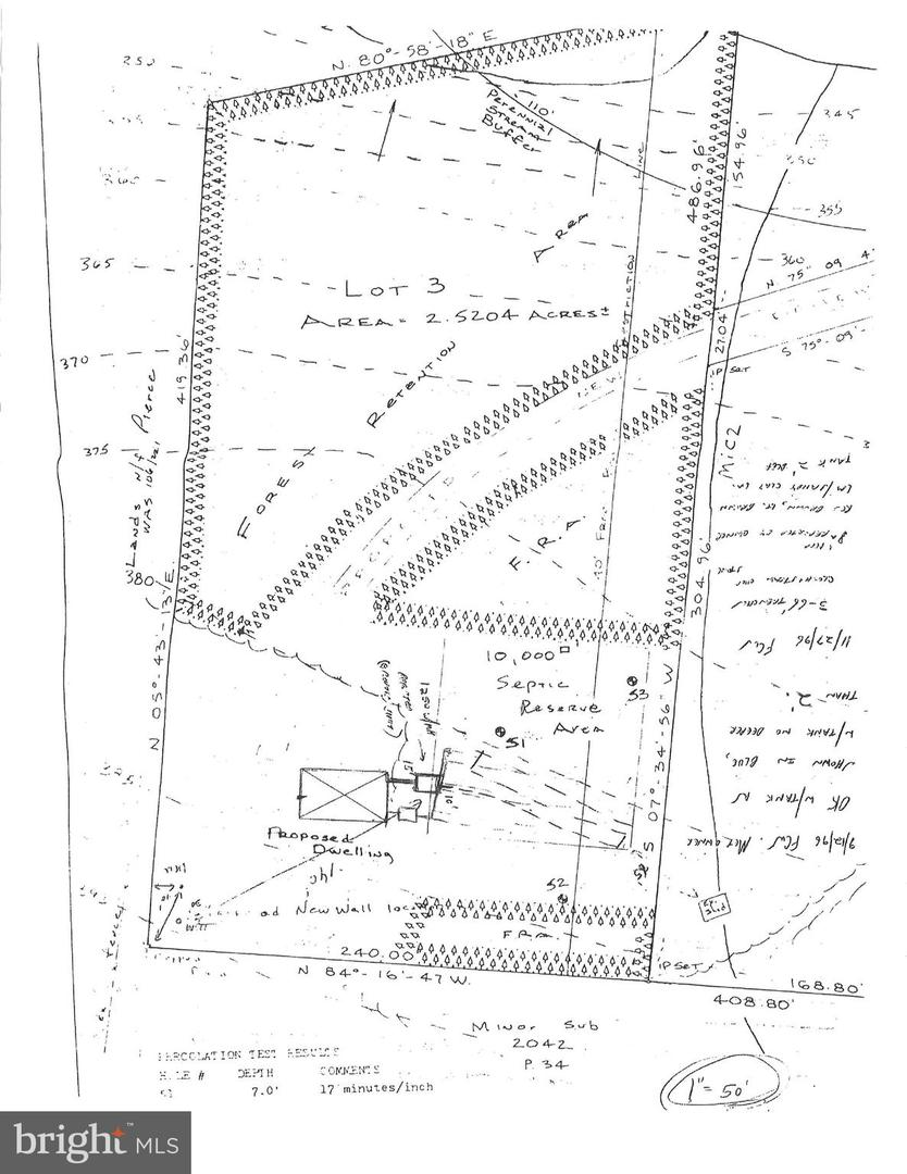 Land for Sale at 247 E Red Hill Rd Conowingo, Maryland 21918 United States