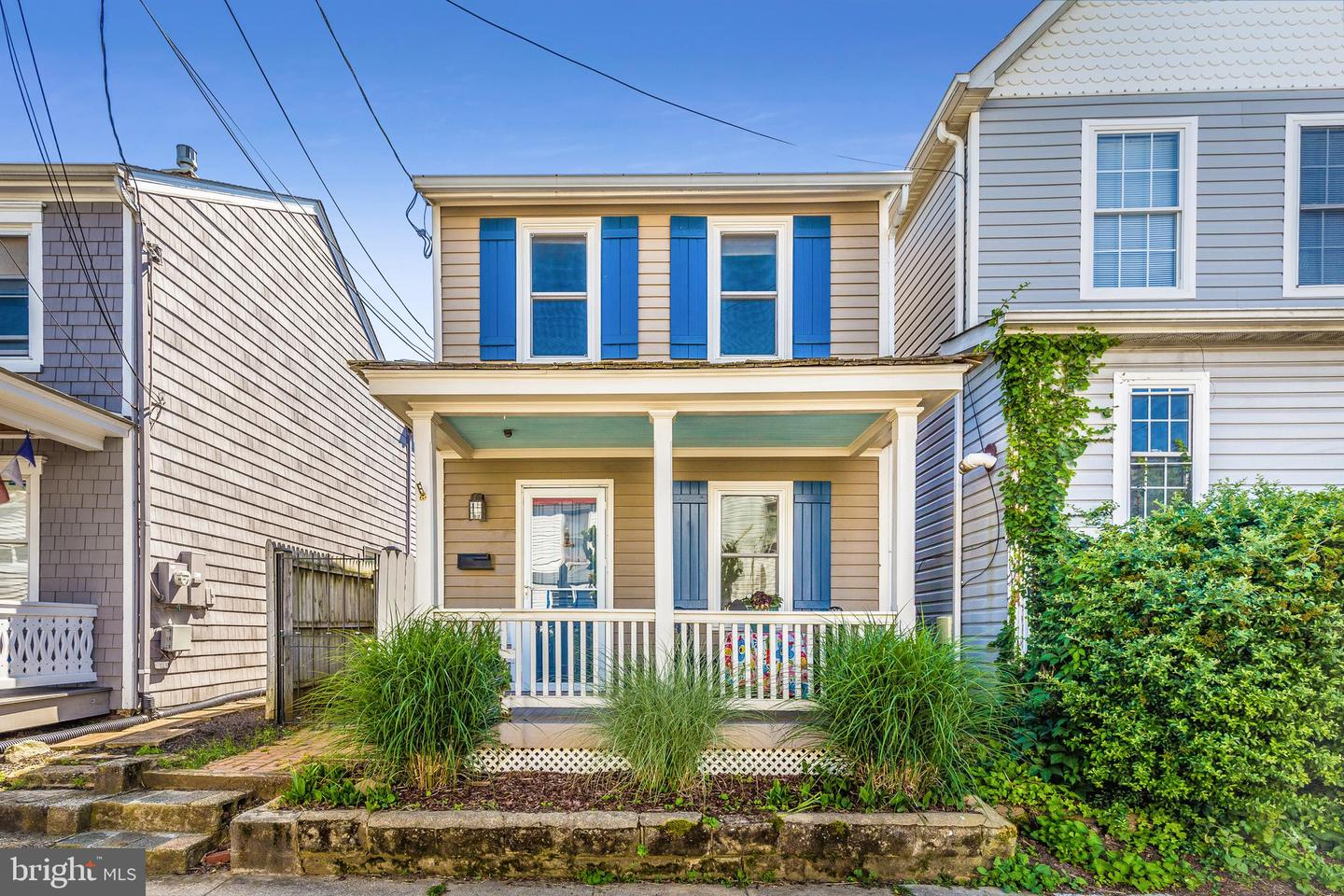 Single Family for Sale at 602 Second St Annapolis, Maryland 21403 United States
