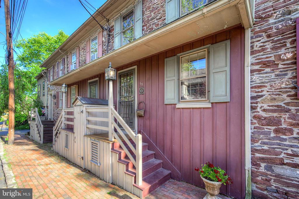 65 W FERRY STREET W, New Hope in BUCKS County, PA 18938 Home for Sale
