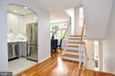 Foyer - 857 3RD ST SW #104, WASHINGTON