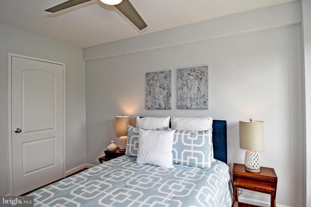 Bedroom - 857 3RD ST SW #104, WASHINGTON