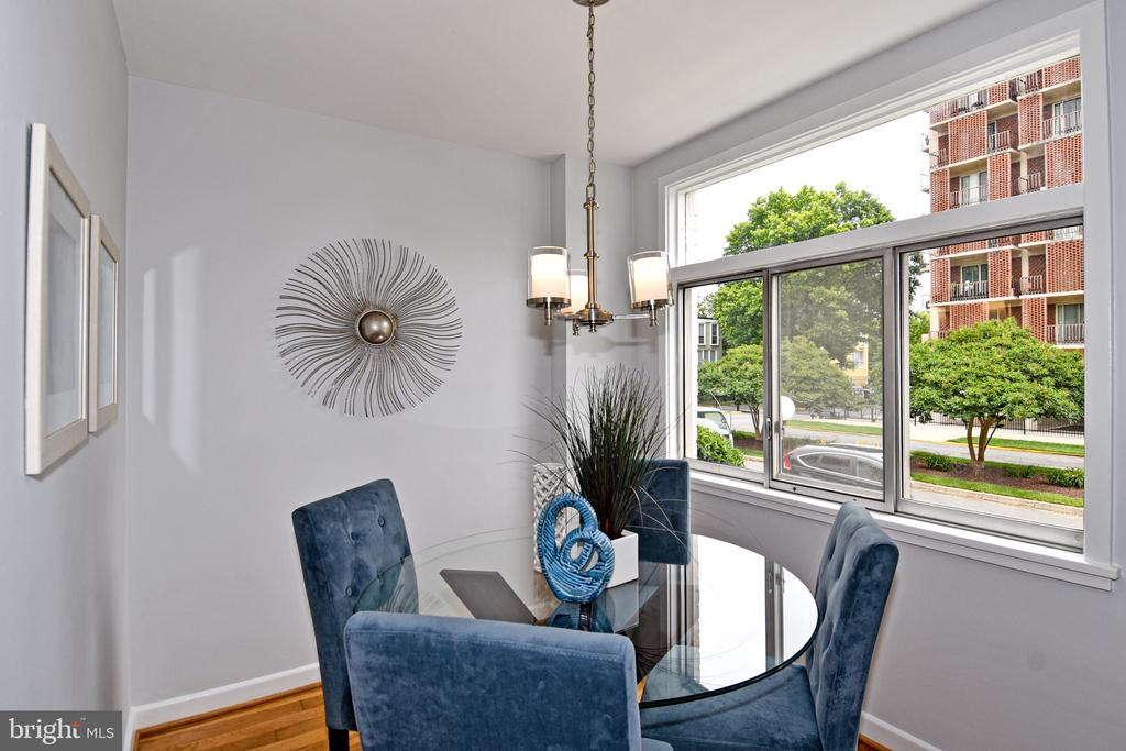 Dining Room - 857 3RD ST SW #104, WASHINGTON