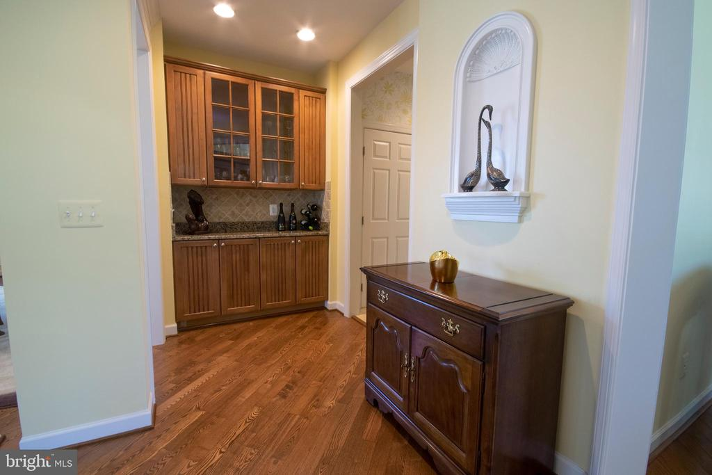 Entry way - 1304 PRESERVE LN, FREDERICKSBURG
