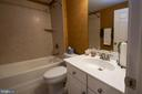 Basement Full bathroom - 1304 PRESERVE LN, FREDERICKSBURG