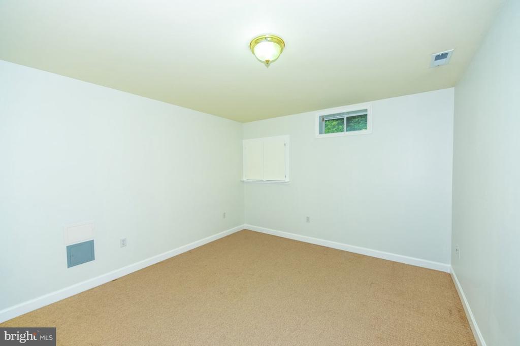 Basement Bonus Room - 13524 LITZA WAY, WOODBRIDGE