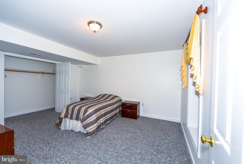 Basement Bedroom - 13524 LITZA WAY, WOODBRIDGE