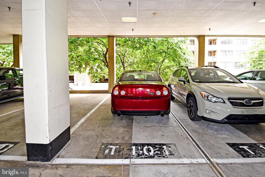 Parking Place - 800 4TH ST SW #N817, WASHINGTON