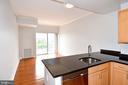 Kitchen /Living Room - 800 4TH ST SW #N817, WASHINGTON