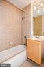 Bathroom - 800 4TH ST SW #N817, WASHINGTON