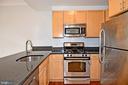 Kitchen - 800 4TH ST SW #N817, WASHINGTON