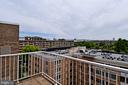 Balcony - 800 4TH ST SW #N817, WASHINGTON