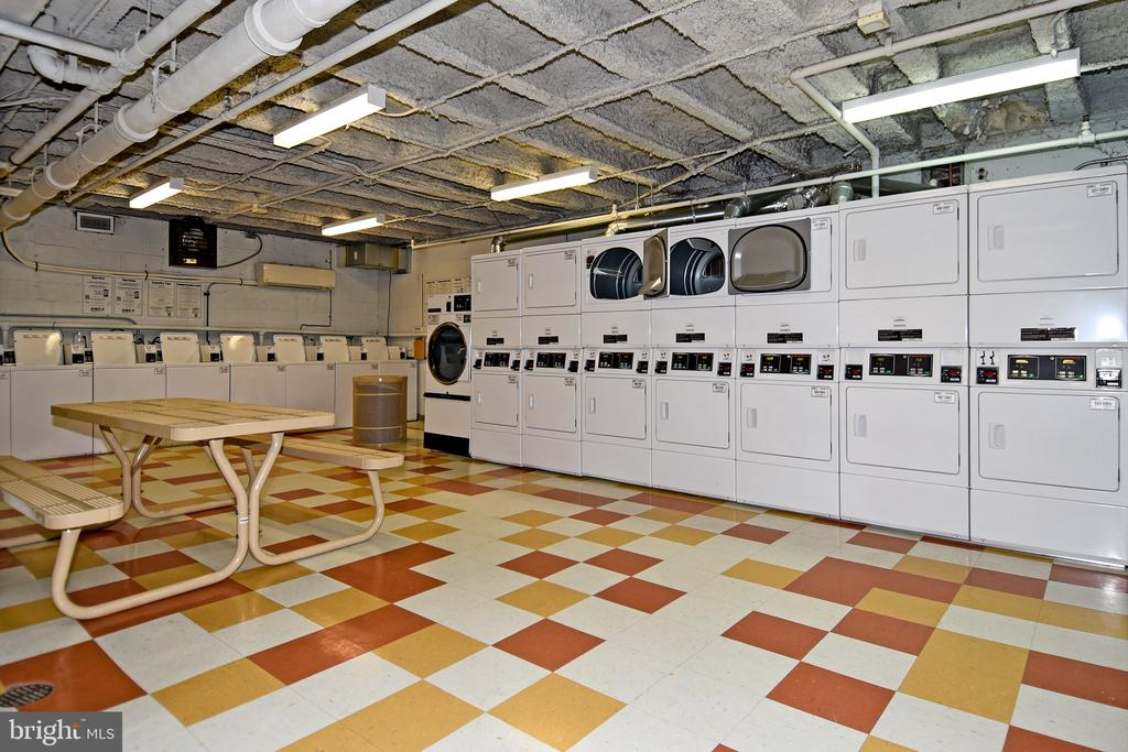 Laundry - 800 4TH ST SW #N817, WASHINGTON