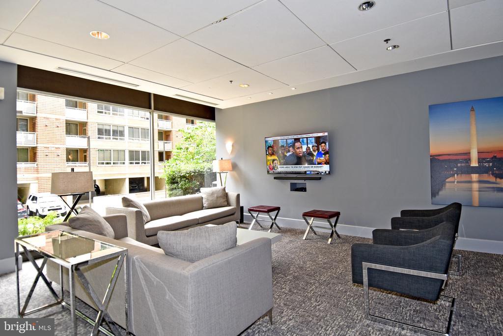 Clubroom - 800 4TH ST SW #N817, WASHINGTON
