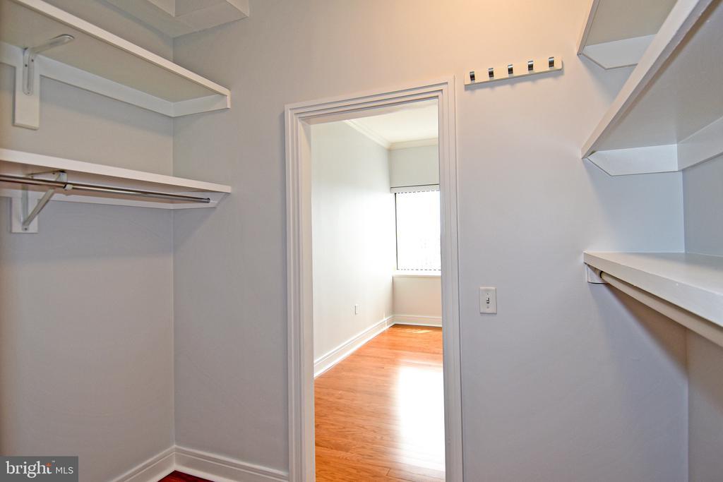 Closet - 800 4TH ST SW #N817, WASHINGTON