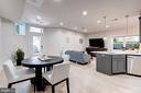 Rare Double Lot  Offers Extra WIDE Floorplan - 1352 QUINCY ST NW #1, WASHINGTON