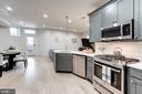 9+ Foot Ceilings - 1352 QUINCY ST NW #1, WASHINGTON