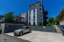 Deeded Oversized Off Street Parking - 1352 QUINCY ST NW #1, WASHINGTON