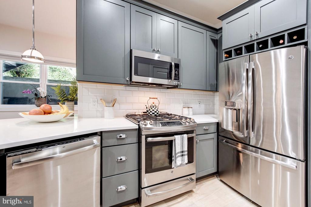 Gorgeous Cabinets - 1352 QUINCY ST NW #1, WASHINGTON