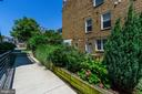 Lush Green Space Accessed via Den - 1352 QUINCY ST NW #1, WASHINGTON