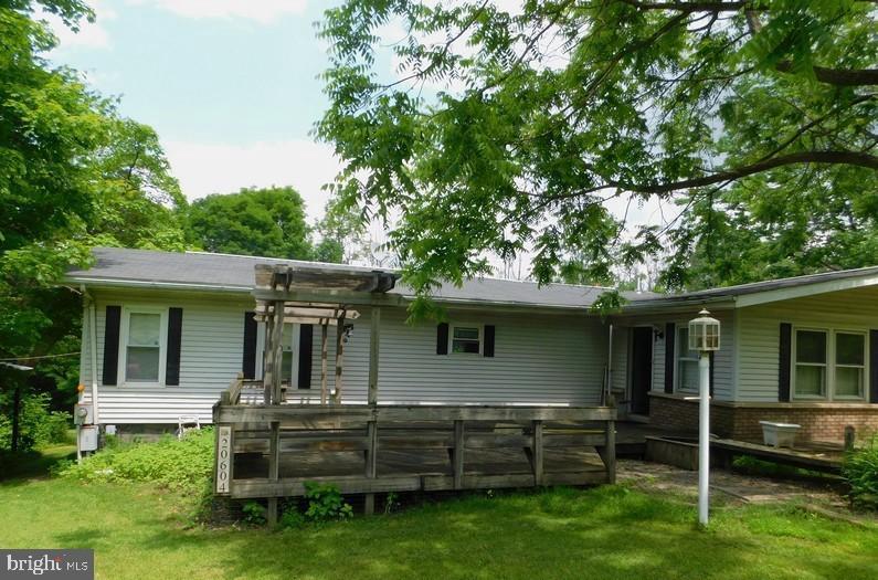 Single Family Homes para Venda às Barton, Maryland 21521 Estados Unidos