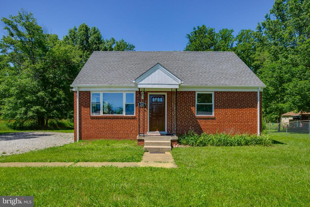Front of Home! - 5500 ODELL RD, BELTSVILLE