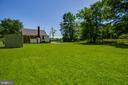 Backyard! - 5500 ODELL RD, BELTSVILLE
