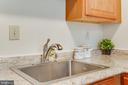 Kitchen - Sink - 5500 ODELL RD, BELTSVILLE