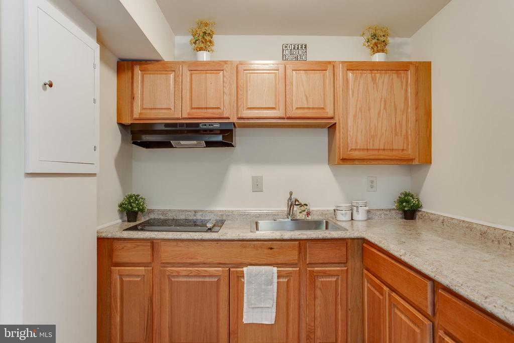 New appliances, counter tops and cabinets! - 5500 ODELL RD, BELTSVILLE